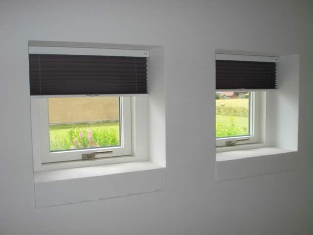 mørklægning af vinduer